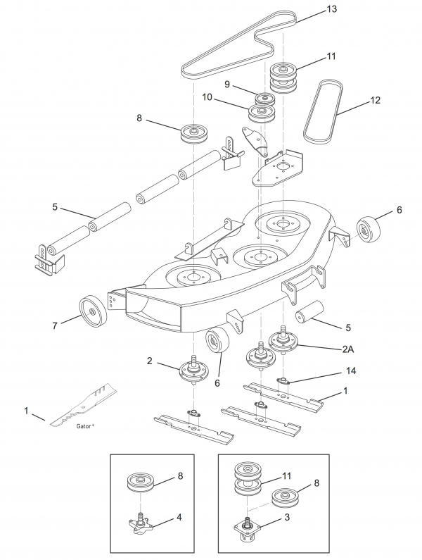 cub cadet gt1554 belt diagram