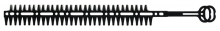 Oregon® 59-201 hedge trimmer blades for