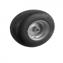 Oregon® 72-734 Flat free wheel assembly semi-pneumatic tire