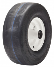 Oregon® 72-735 Flat Free wheel assembly semi-pneumatic tire