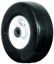 Oregon® 72-738 flat free wheel assembly for King Kutter