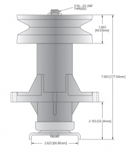 Oregon® 82-677 Spindle Assembly drawing