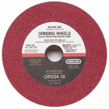 "Oregon® 534-18A 5-3/4"" grinding wheel 1/4"", .325"" for 33,34,35 chains only, 90 & 91 Series"