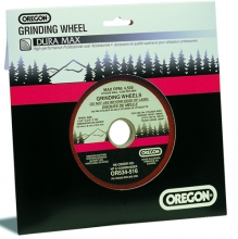 "Oregon® 534-516A 5/16"" thick grinding wheel for 3/4"" chain and depth gauges"