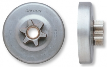 "Oregon® Consumer Spur Sprockets for 3/8"" low profile chains, 1/4"" chains"
