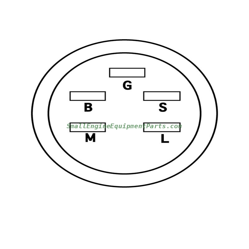 Small Engine Equipment Parts: Switches