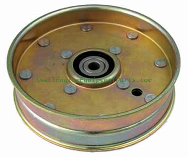 Oregon PULLEY IDLER YELLOW ZINC FINIS 34-201 Genuine Replacement Part