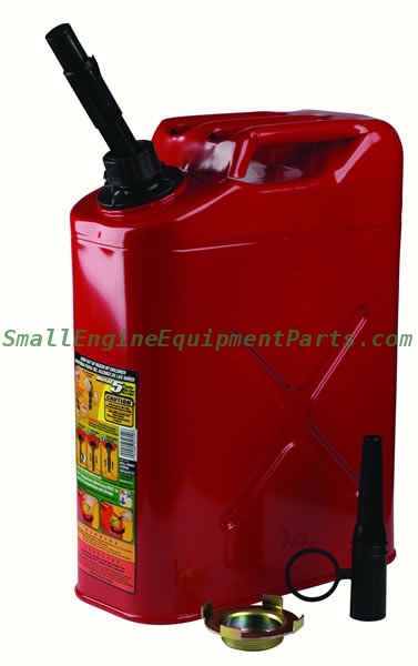 Small Engine Equipment Parts Fuel Cans