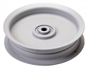 Oregon® 78-111 Flat Idler Pulley replaces Bobcat